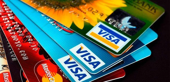 Tarjetas-crédito